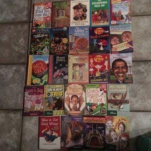 24 kids books